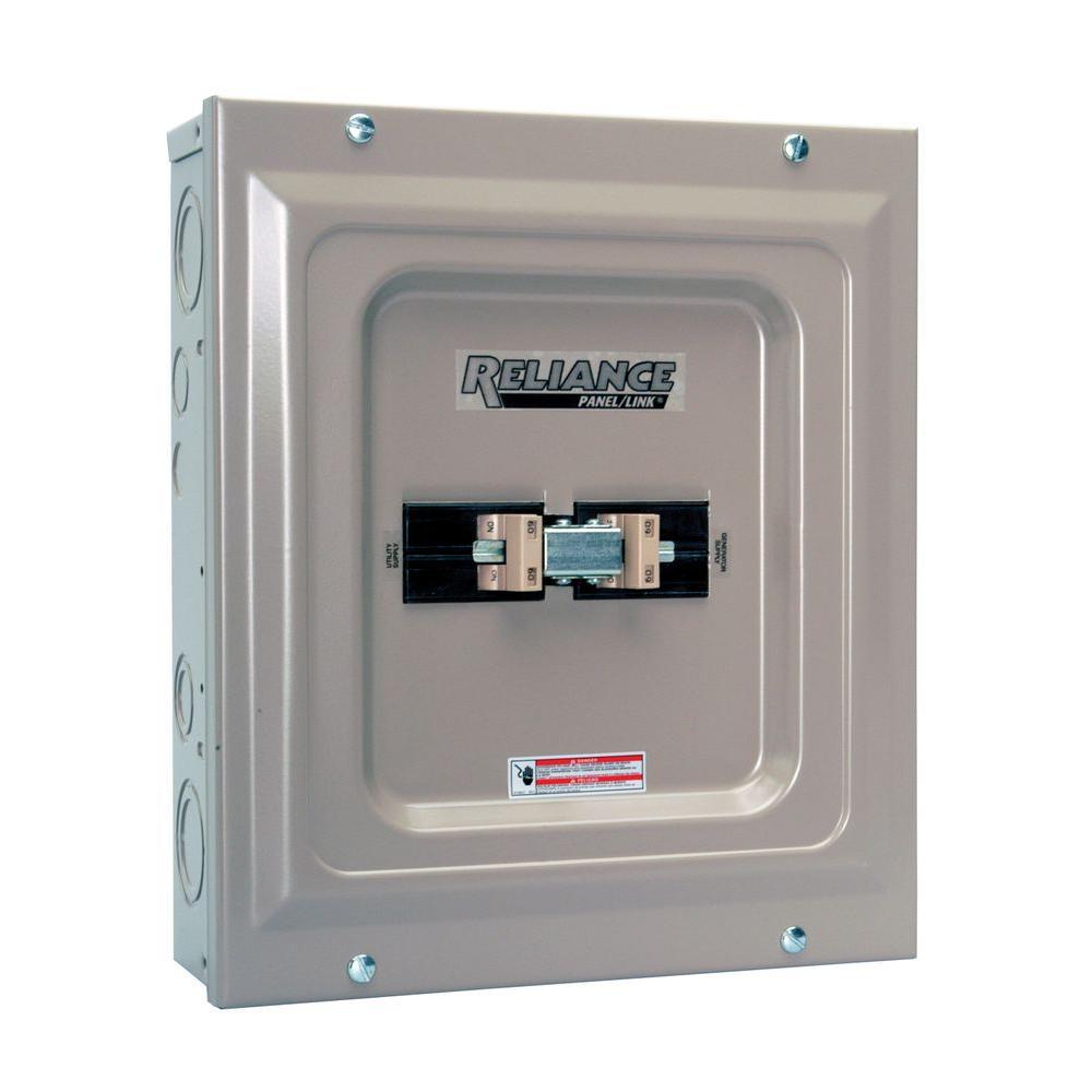 60 Amp Utility / Generator Transfer Switch