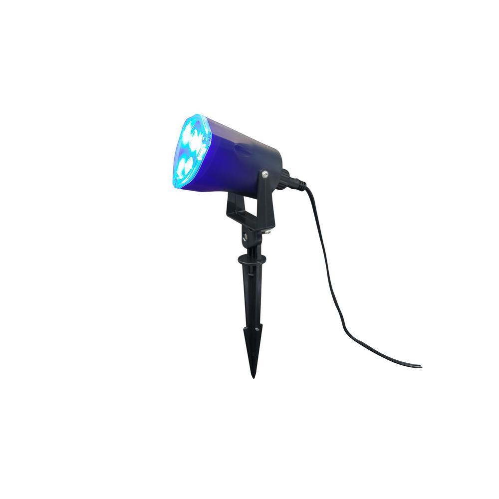 Blue LED Spotlight