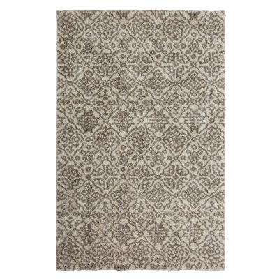 Seville Beige By Under The Canopy 5 ft. x 8 ft. Area Rug