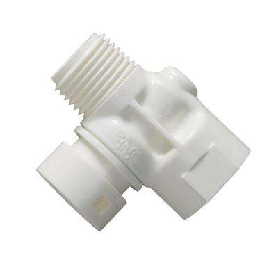 Extra Connector with White Finish for the Rinse Ace Detachable Hose
