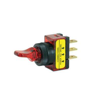 20 Amp Red Glow Duckbill Switch