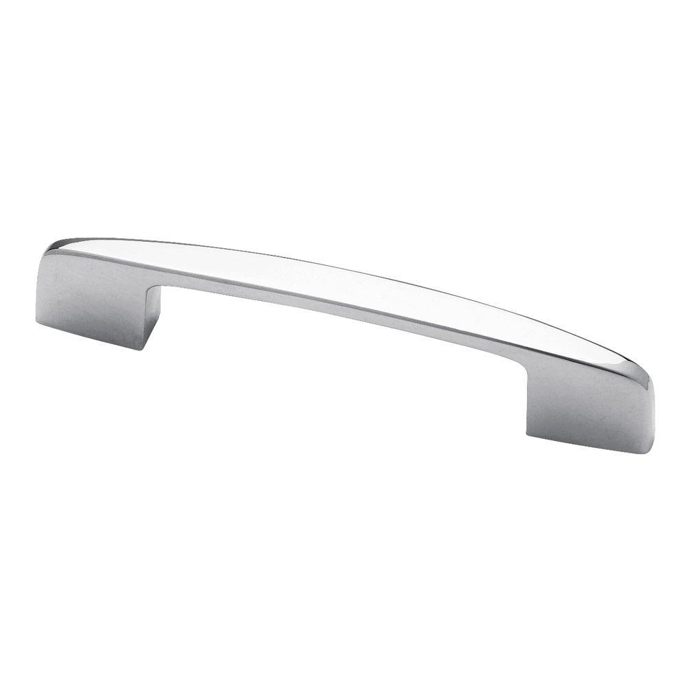 polished chrome kitchen cabinet handles liberty newton 2 3 4 or 3 in 70 or 76mm polished chrome 7517