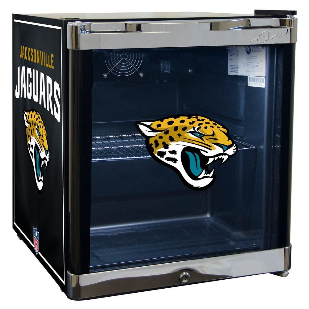 GLARO 17 in. 20 (12 oz.) Can Jacksonville Jaguars Beverag...