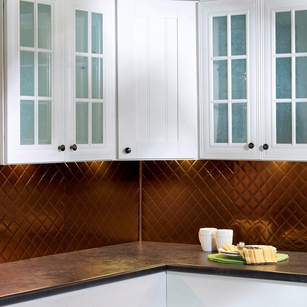 Fasade backsplash tiles