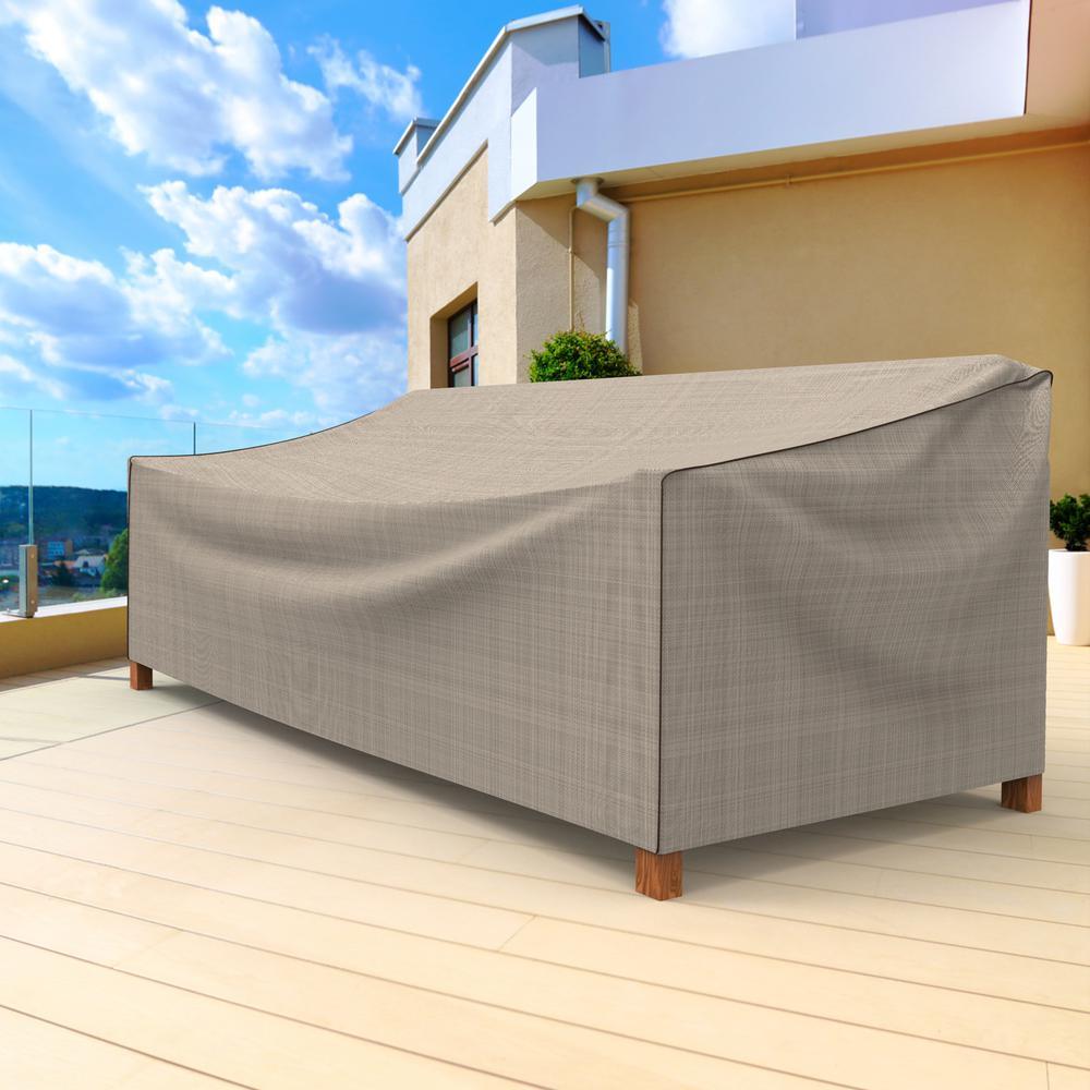 Surprising Budge English Garden Extra Large Patio Sofa Covers Machost Co Dining Chair Design Ideas Machostcouk