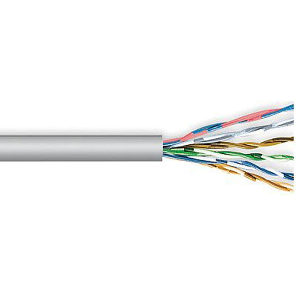 General Cable 1000 ft. 24/4 Category 5e Helix/Hi-Temp Wire-CP5.30.07 - The  Home Depot