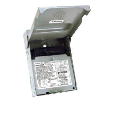 60 Amp 240-Volt Non-Fuse Metallic AC Disconnect Ac Disconnect Switch Non Fused Wiring Diagram on