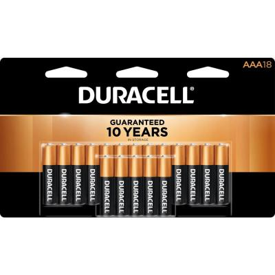 Coppertop Alkaline AAA Battery (18-Pack)