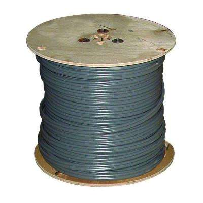 500 ft. 4-4-6 Gray Stranded CU SEU Cable