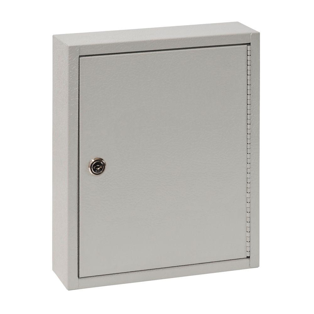 Buddy Products 28-Hook Key Cabinet