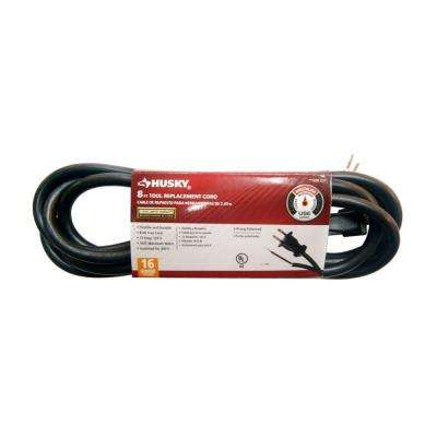 8 ft. 16/2 Power Tool Replacement Cord
