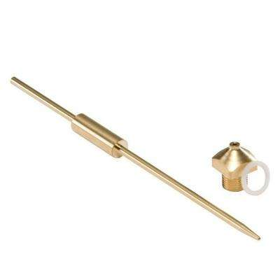 1.5 mm (0.06 in.) Brass Tip and Needle Kit