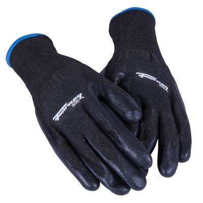 PU Coated Cut 5 Resistant Gloves (Size L)
