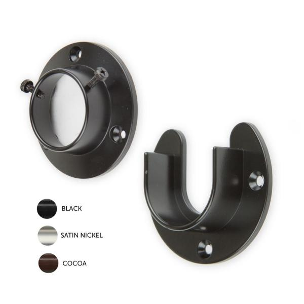 1.5 in. Rod Socket (Open/Close) in Black