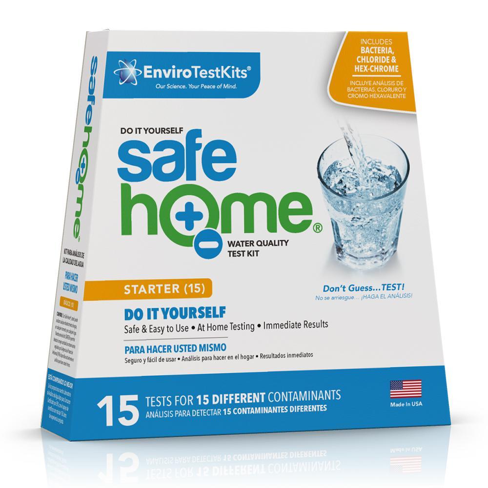 Starter 15 Drinking Water Test Kit