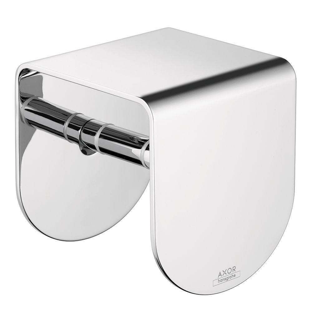 hansgrohe axor urquiola single post toilet paper holder in. Black Bedroom Furniture Sets. Home Design Ideas