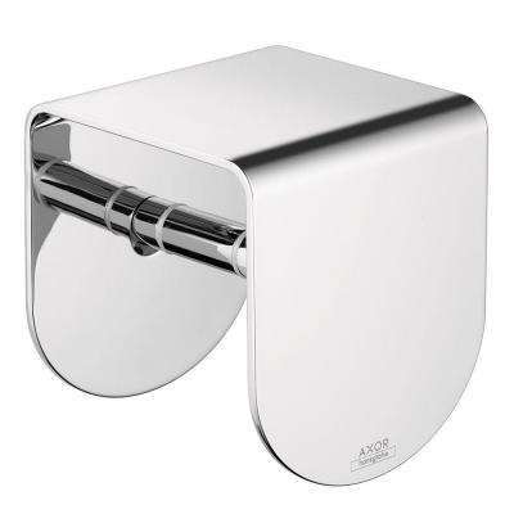 Axor Urquiola Single Post Toilet Paper Holder in Chrome