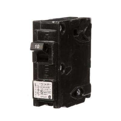 10 Amp Single-Pole Type MP Circuit Breaker