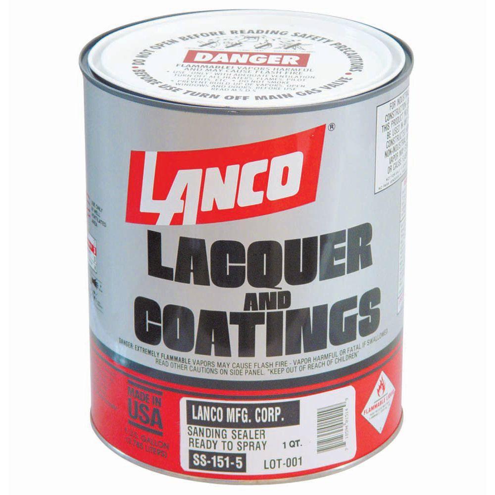 Lanco 1 qt. Sanding Sealer