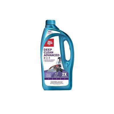 32 oz. 2X Deep Clean Advanced 2-in-1 Carpet Cleaner and Deodorizer