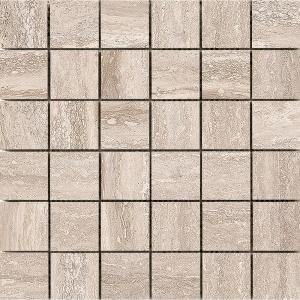 Esplanade Pass 11.81 in. x 11.81 in. x 10mm Porcelain Mesh-Mounted Mosaic Tile (0.95 sq. ft.)