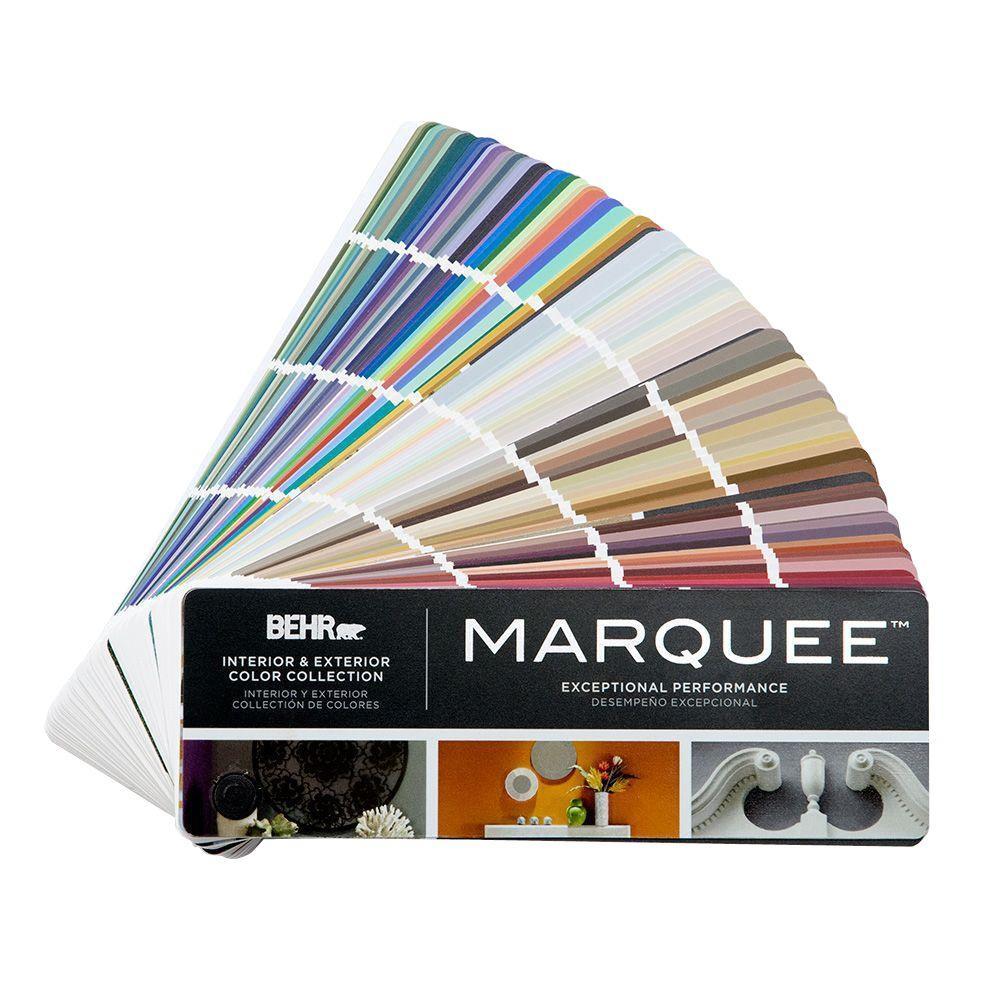 Color Chips Amp Fan Decks Interior Paint The Home Depot