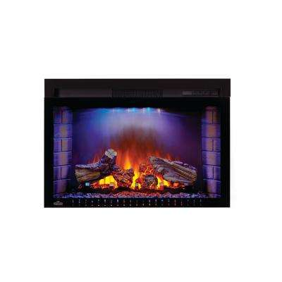 29 in. Cinema Series Electric Fireplace Insert