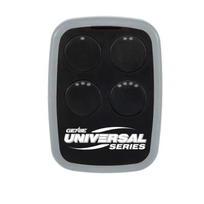 Universal 4 Button Garage Door Opener Remote - Universal Replacement For Nearly All Garage Door Opener Remotes