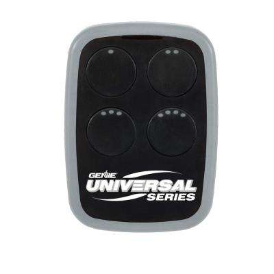 Universal 4-Button Garage Door Opener Remote - Universal Replacement for Nearly All Garage Door Opener Remotes