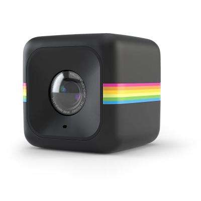 Cube HD Action Video Camera - Black