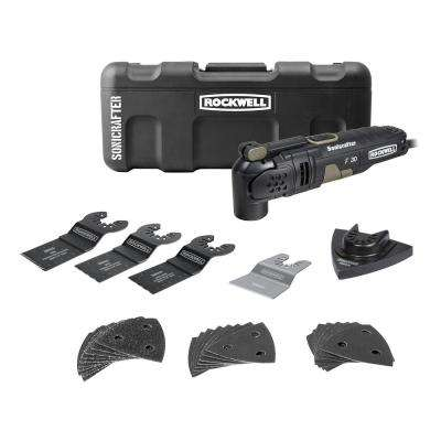 3.5 Amp Sonicrafter F30 Kit (32-Piece)