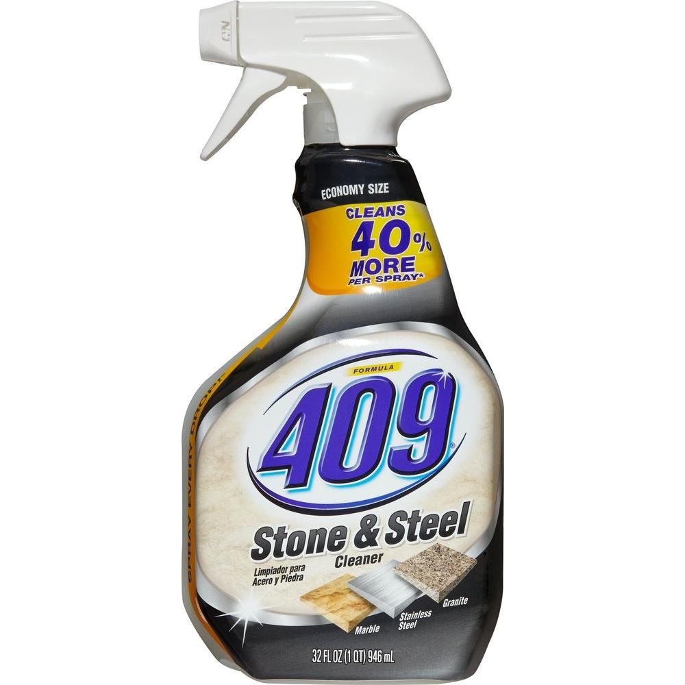 Formula 409 32 Oz Stone And Steel Cleaner 4460030722