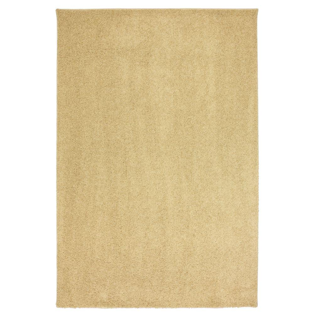 Mohawk Triexta Satin Homespun 4 ft. x 6 ft. Area Rug