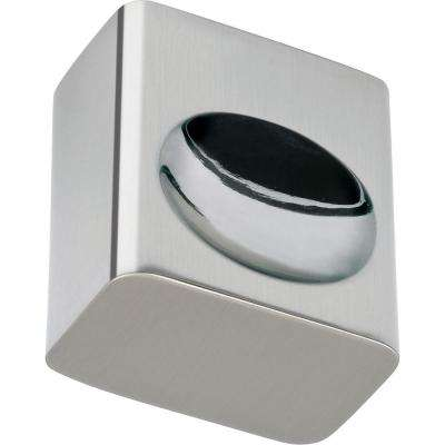 Element 1 in. Brushed Nickel Knob