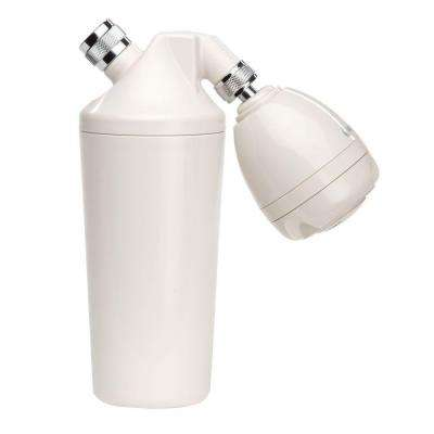Premium Shower Filter with Massaging Shower Head