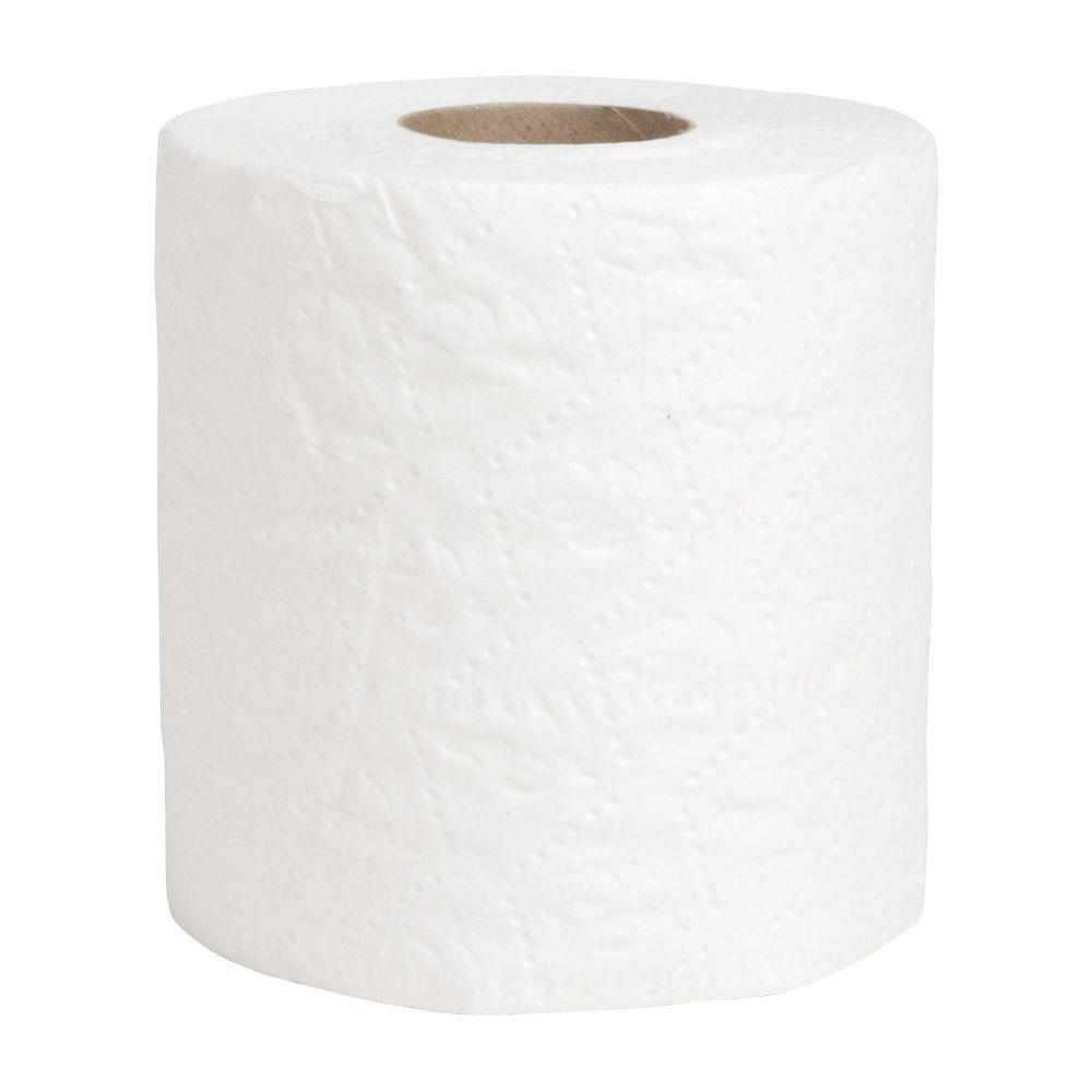 Special Buy 4 in. x 3.25 in. Embossed Roll Bath Tissue 2-Ply (500 ...