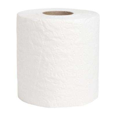 4 in. x 3.25 in. Embossed Roll Bath Tissue 2-Ply (500 Sheets - 96 per Carton)