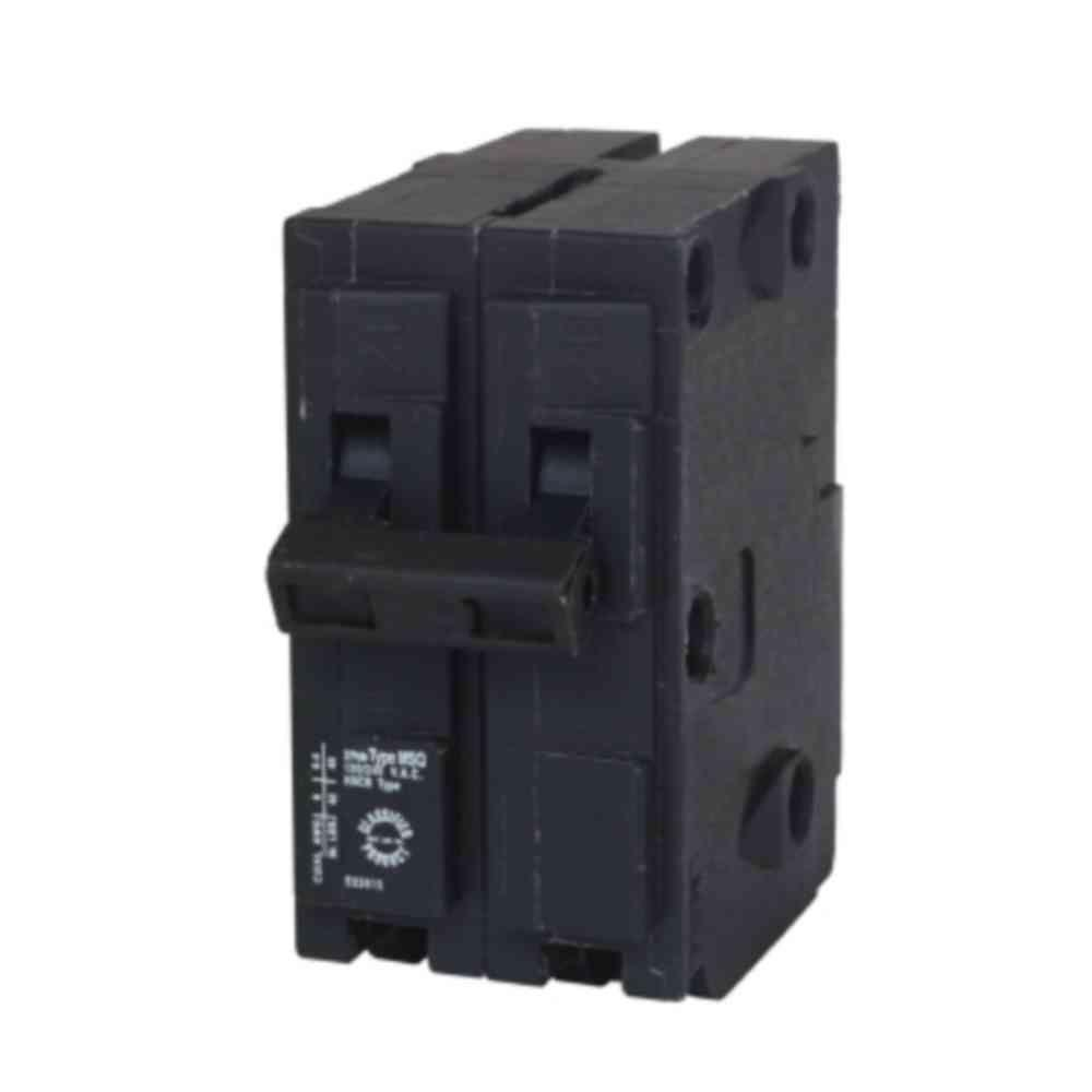 50-Amp Double-Pole Type MP-MT 65K Circuit Breaker