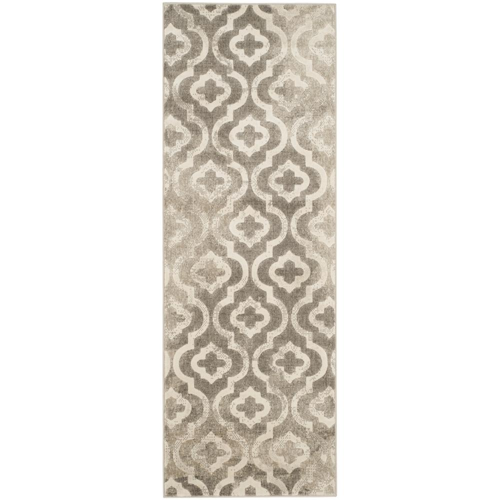 Porcello Gray/Ivory 2 ft. 4 in. x 6 ft. 7 in.