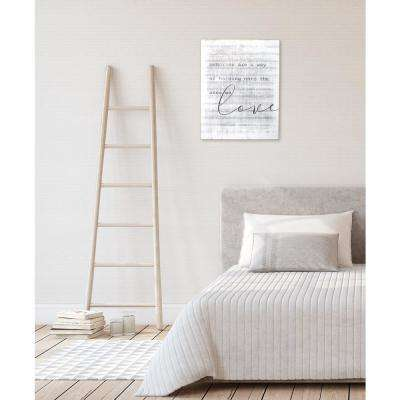 "15.75 in. W x 20 in. H ""Ones We Love"" by SMD Printed Wall Art"