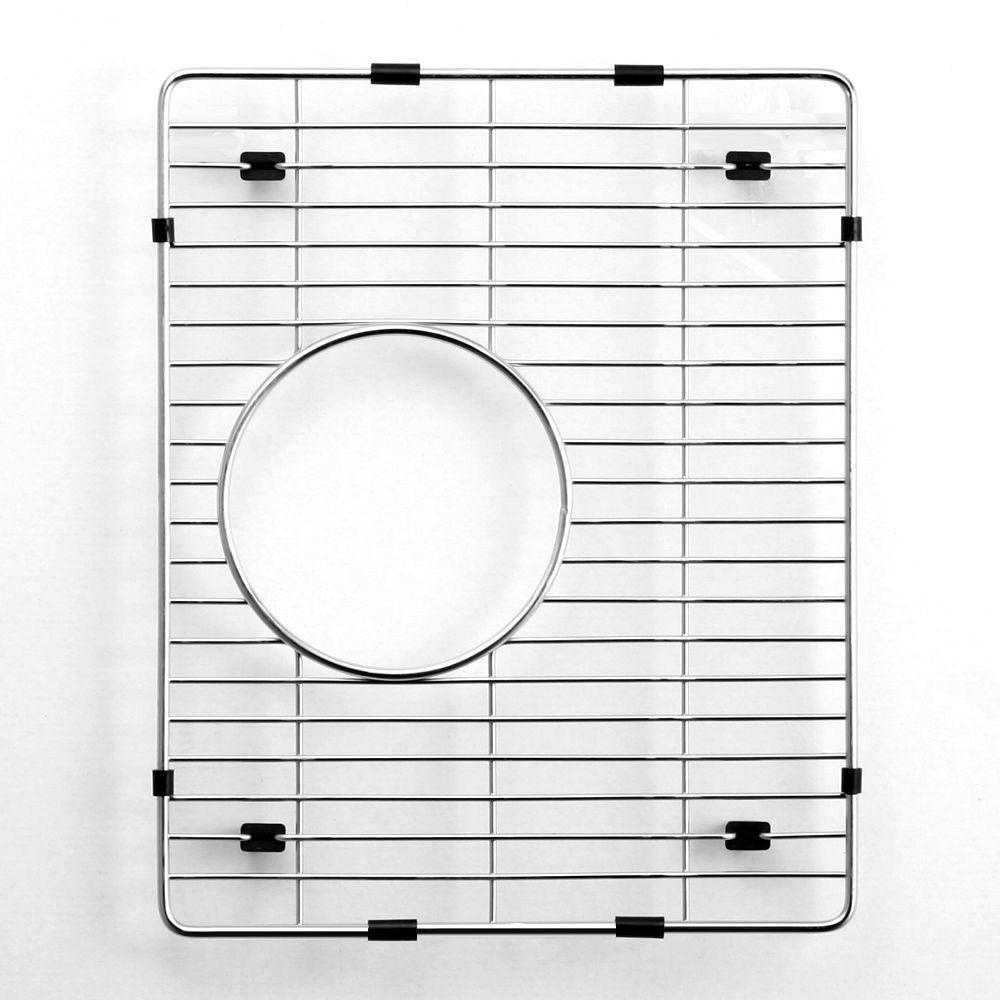 HOUZER 10-6/8 in. x 13-5/13 in. x 5/8 in. Wirecraft Bottom Grid