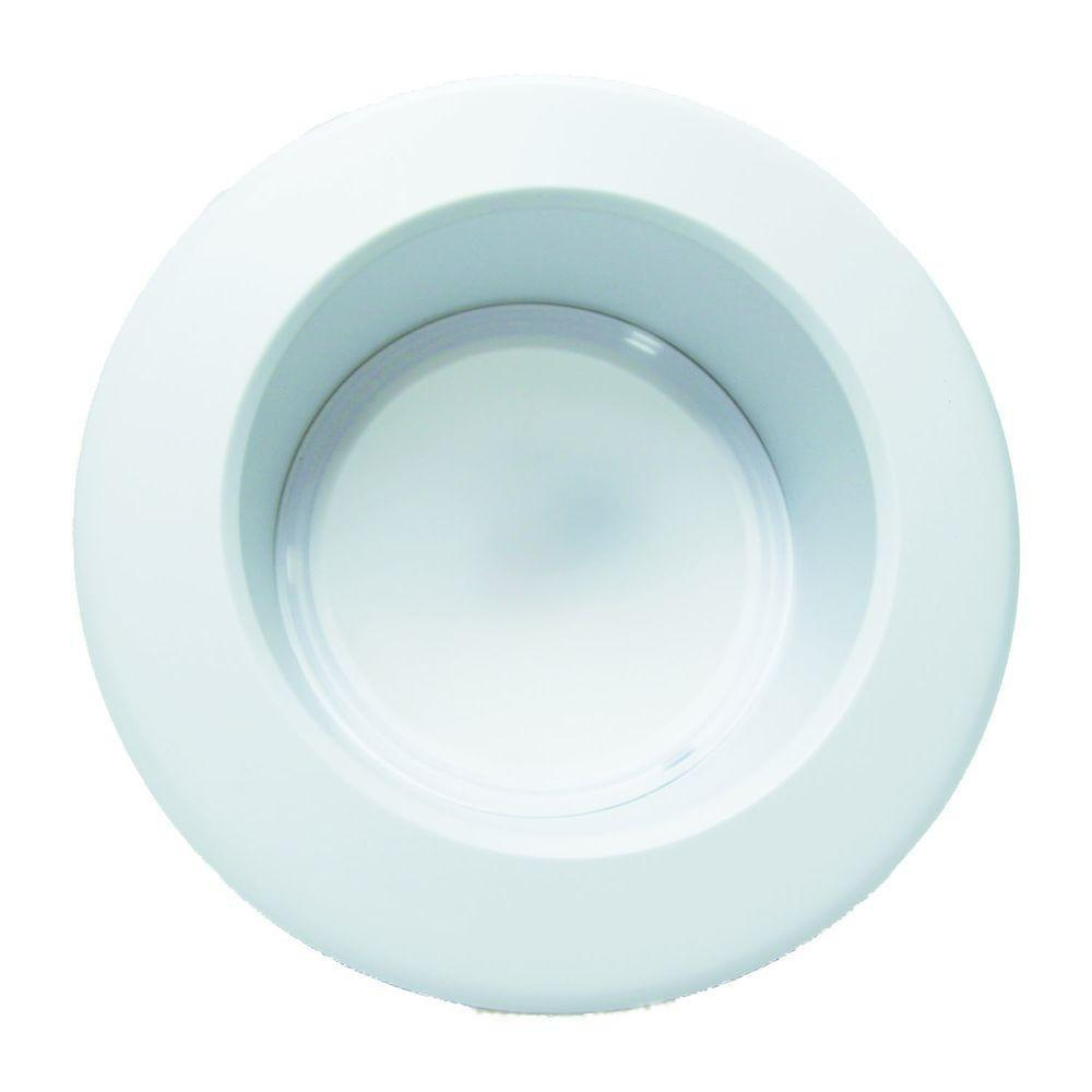 65W Equivalent Soft White (2700K) 4 in. Dimmable E26 LED Down