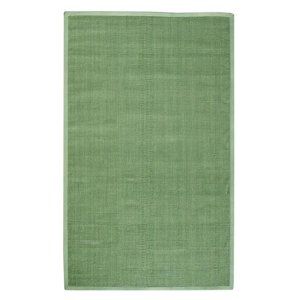 Home Decorators Collection Woolen Jute Moss 9 ft. 6 in. x 13 ft. Area Rug