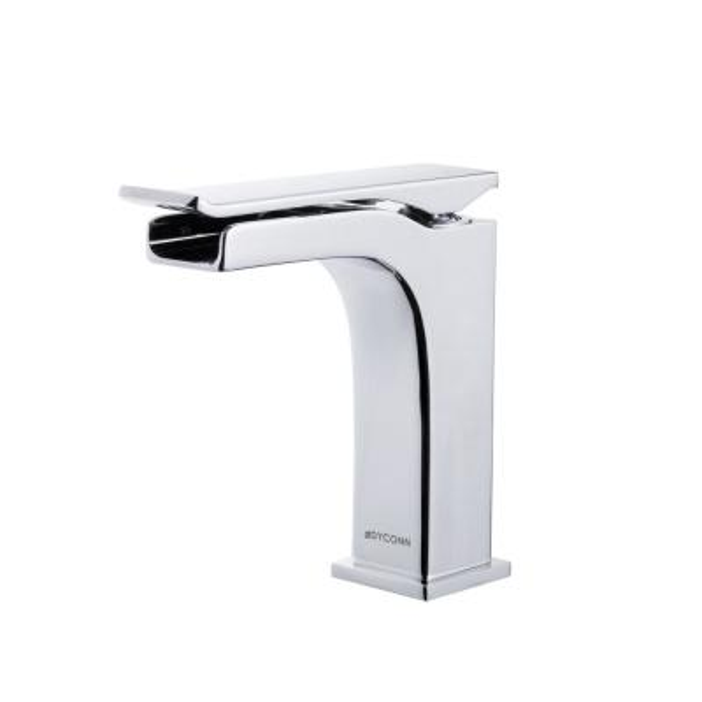 Marsh Single-Hole Single-Handle Bathroom Faucet in Chrome