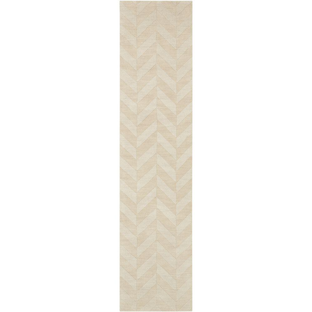 Central Park Carrie Ivory 2 ft. 3 in. x 8 ft.