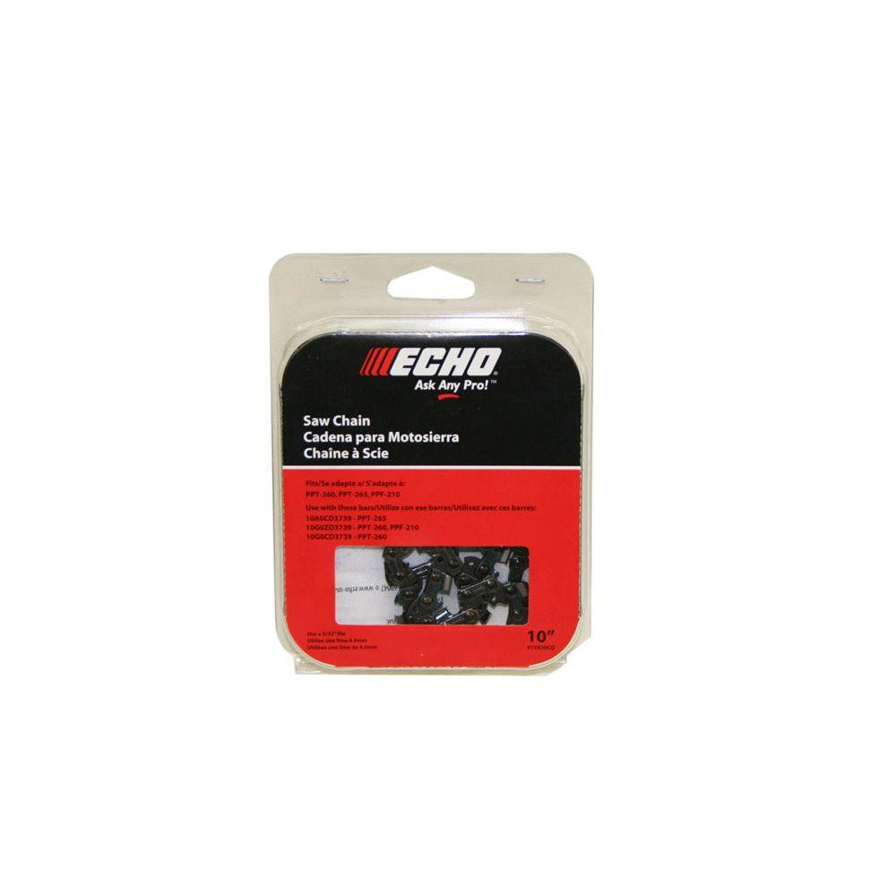 ECHO 91VX39CQ XtraGUARD 10 in. Chainsaw Chain-DISCONTINUED