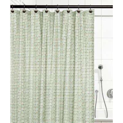 Davins 72 in. L Spa Shower Curtain