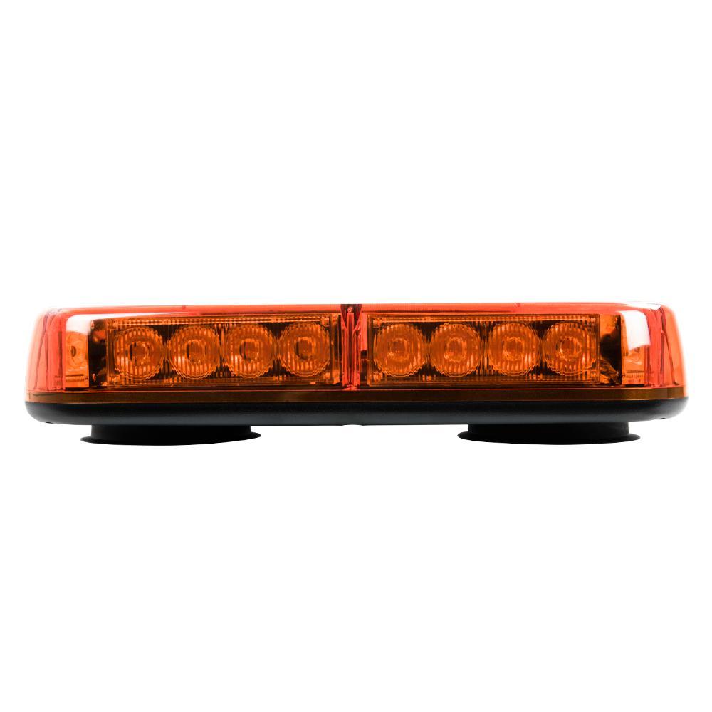 Blazer international led amber low profile light bar with magnetic blazer international led amber low profile light bar with magnetic mount 2 pack mozeypictures Choice Image