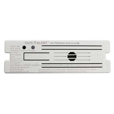 Safe T Alert 30 Series Propane/LP Gas Alarm-Surface Mount in White