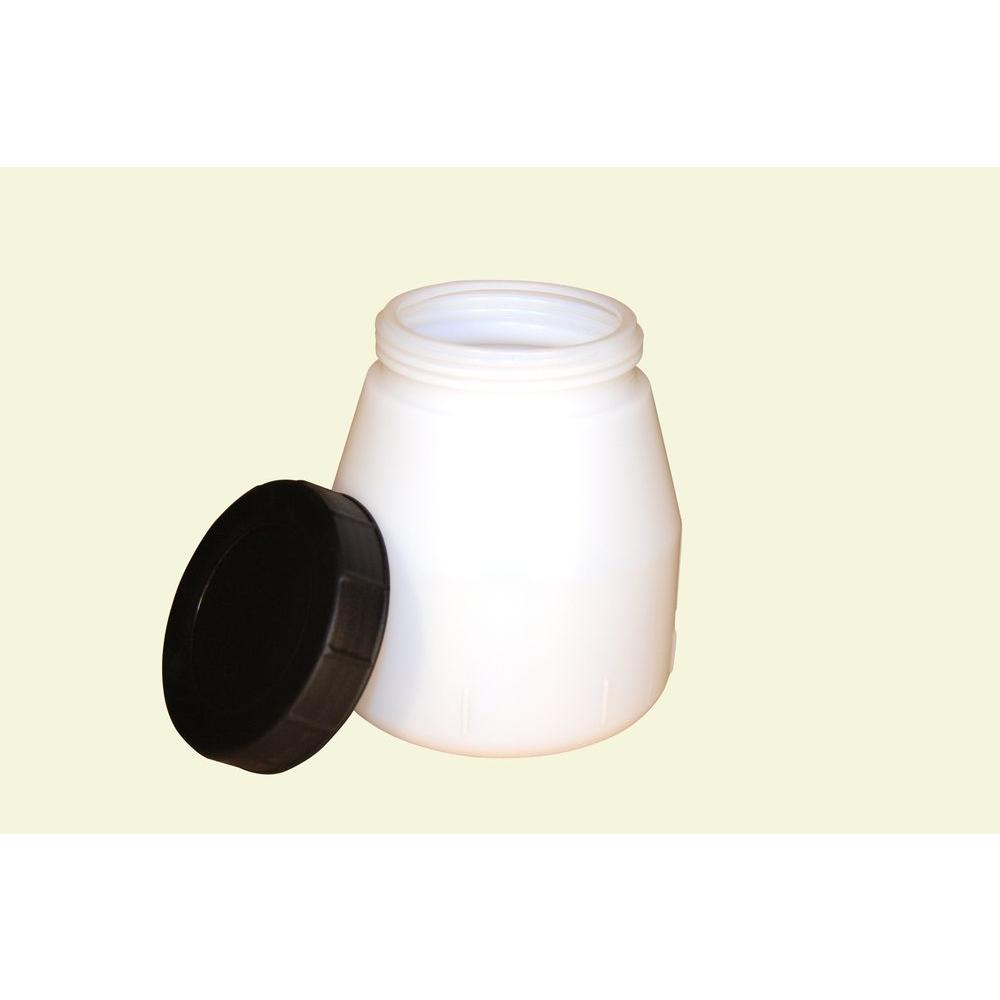 Earlex 1 qt. Plastic Paint Container with Lid for HV1900